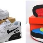 Как отличить поддельные кроссовки nike air max