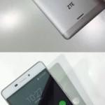 ZTE V5 Pro N939ST со сканером отпечатков пальцев ID